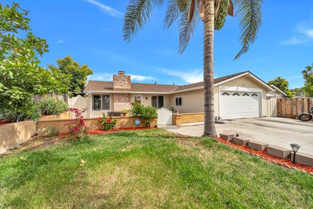 1234 Old Manor Pl, San Jose, CA 95132 (#ML81848094) :: The Realty Society