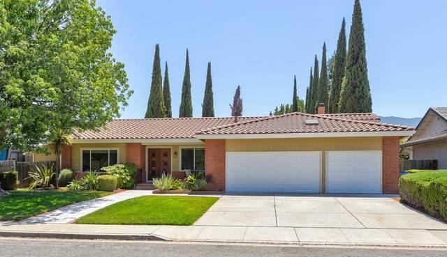 1540 Capitancillos Dr, San Jose, CA 95120 (#ML81848133) :: Real Estate Experts