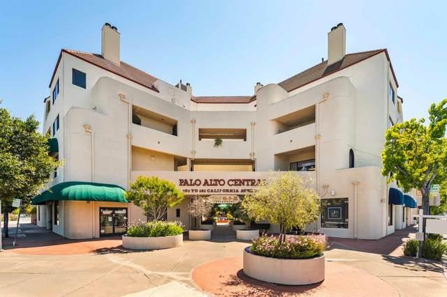 155 S California Ave G204, Palo Alto, CA 94306 (#ML81848134) :: The Sean Cooper Real Estate Group