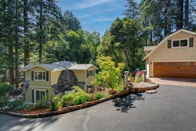 3300 Glen Canyon Rd, Scotts Valley, CA 95066 (#ML81848141) :: Strock Real Estate