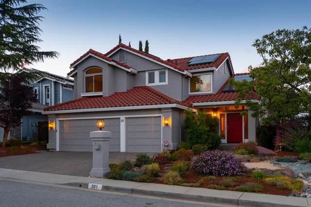 201 Glasgow Ln, San Carlos, CA 94070 (#ML81848188) :: The Sean Cooper Real Estate Group