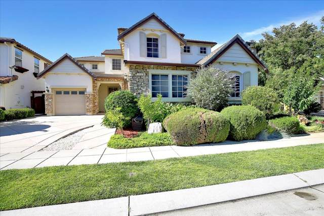 713 W Montecito Ave, Mountain House, CA 95391 (#ML81848194) :: Real Estate Experts