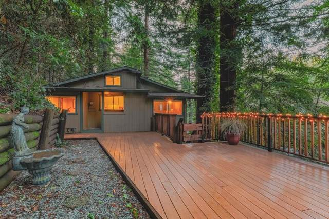 535 Glenwood Cutoff, Scotts Valley, CA 95066 (#ML81848202) :: Real Estate Experts
