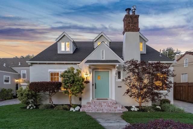 527 Francisco Dr, Burlingame, CA 94010 (#ML81848207) :: Real Estate Experts