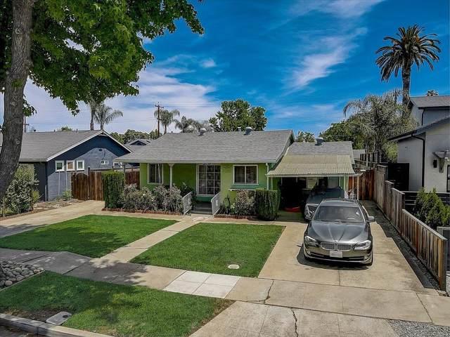 1882 Johnston Ave, San Jose, CA 95125 (#ML81848210) :: Alex Brant