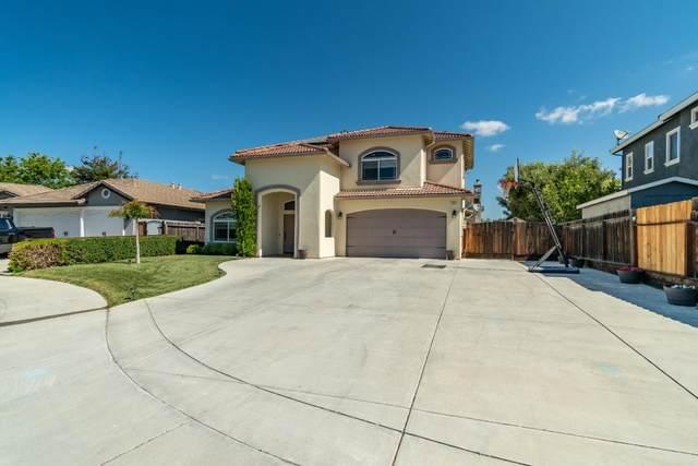 1680 San Pablo Ct, Hollister, CA 95023 (#ML81848216) :: Alex Brant