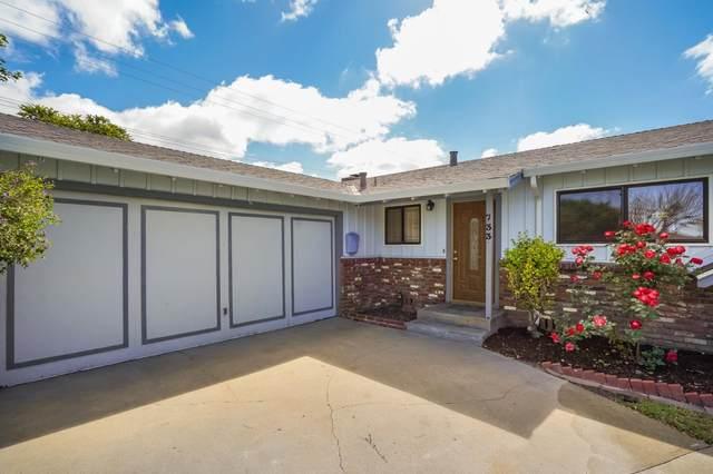 733 Campus Ave, Salinas, CA 93901 (#ML81848223) :: The Kulda Real Estate Group