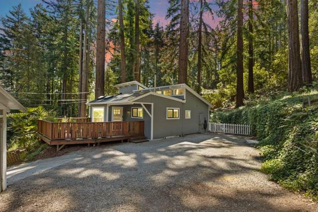 335 Condor Ave, Ben Lomond, CA 95005 (#ML81848231) :: Strock Real Estate