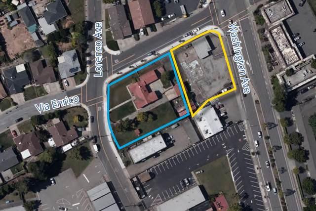 15601 Washington Ave, San Lorenzo, CA 94580 (#ML81848240) :: The Kulda Real Estate Group