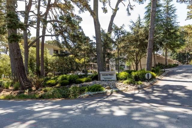 82 Ocean Pines Ln 82, Pebble Beach, CA 93953 (#ML81848262) :: Alex Brant