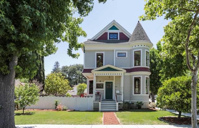 1487 College, Palo Alto, CA 94306 (#ML81848269) :: The Sean Cooper Real Estate Group
