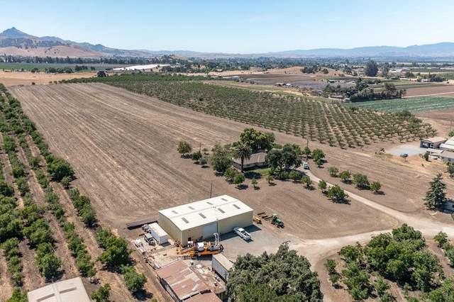 1177 Orchard Rd, Hollister, CA 95023 (MLS #ML81848277) :: Compass