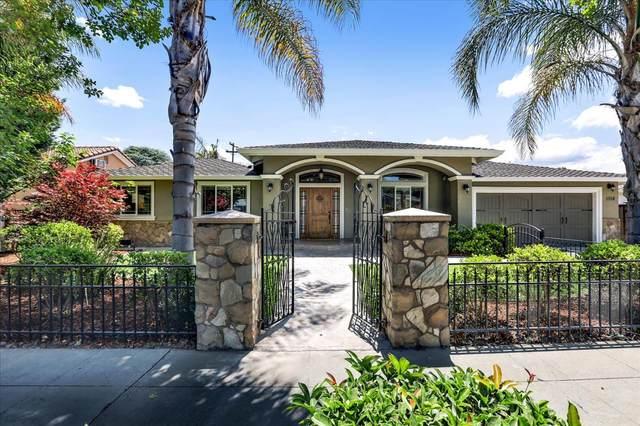 1358 Pine Ave, San Jose, CA 95125 (#ML81848280) :: Alex Brant