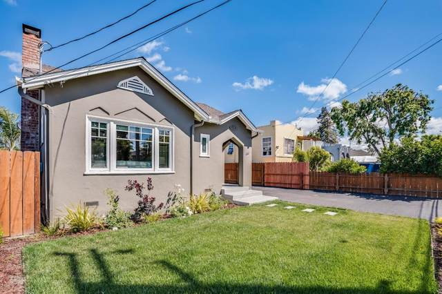 682 2nd Ave, Redwood City, CA 94063 (#ML81848317) :: Strock Real Estate