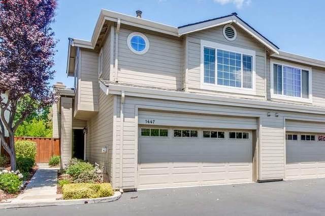 1447 Carrington Cir, San Jose, CA 95125 (#ML81848340) :: Alex Brant