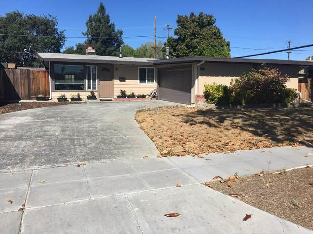 917 Blazingwood Dr, Sunnyvale, CA 94089 (#ML81848342) :: Real Estate Experts