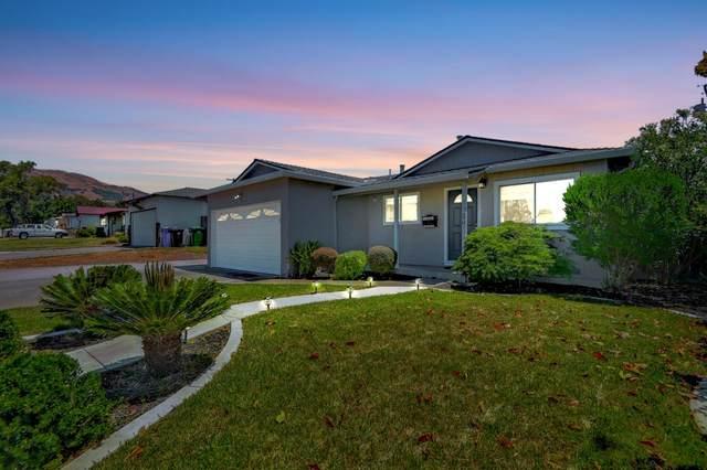 398 Manferd St, Milpitas, CA 95035 (#ML81848350) :: The Sean Cooper Real Estate Group