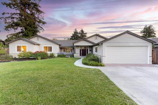 100 El Caminito Ave, Campbell, CA 95008 (#ML81848358) :: Intero Real Estate