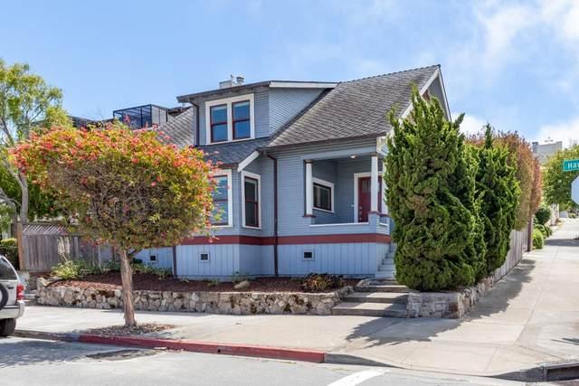 401 Prescott Ave, Monterey, CA 93940 (#ML81848371) :: Alex Brant