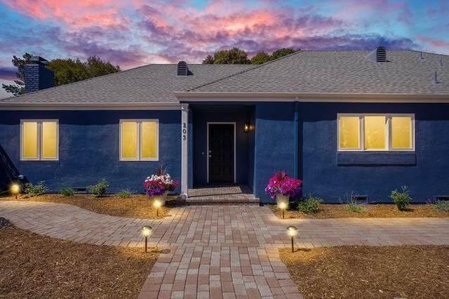 205 W Floresta Way, Portola Valley, CA 94028 (MLS #ML81848380) :: Compass