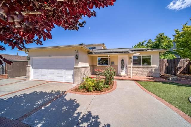 451 Gosser St, Milpitas, CA 95035 (#ML81848392) :: The Sean Cooper Real Estate Group