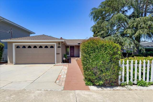320 37th Ave, San Mateo, CA 94403 (#ML81848428) :: The Kulda Real Estate Group
