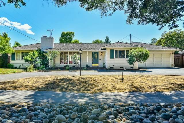 2165 Booksin Ave, San Jose, CA 95125 (#ML81848429) :: Alex Brant