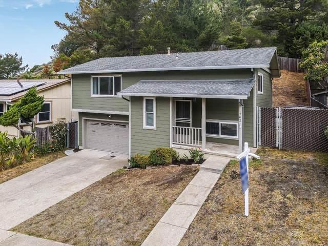 762 Prairie Creek Dr, Pacifica, CA 94044 (#ML81848438) :: The Goss Real Estate Group, Keller Williams Bay Area Estates
