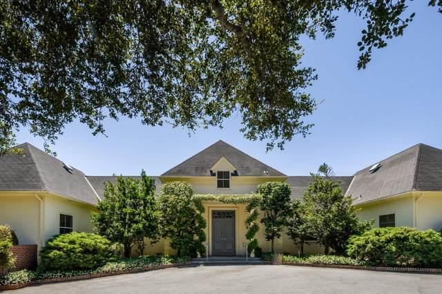 65 Downey Way, Hillsborough, CA 94010 (#ML81848452) :: Real Estate Experts