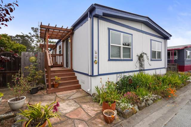 41 Driftwood Trl 41, Half Moon Bay, CA 94019 (#ML81848460) :: Paymon Real Estate Group