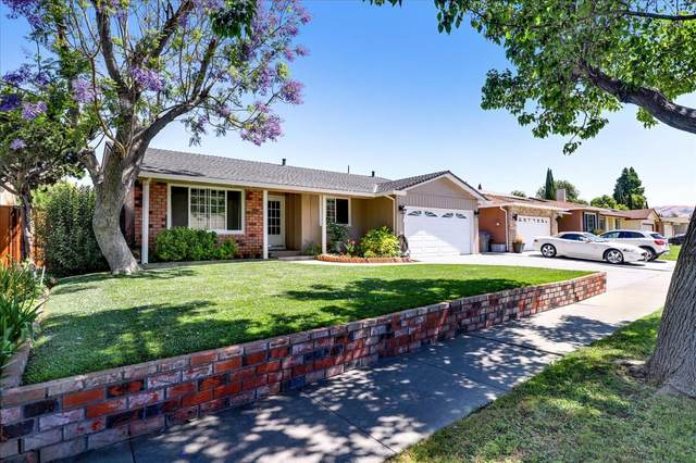 111 Cherry Blossom Dr, San Jose, CA 95123 (#ML81848470) :: Alex Brant