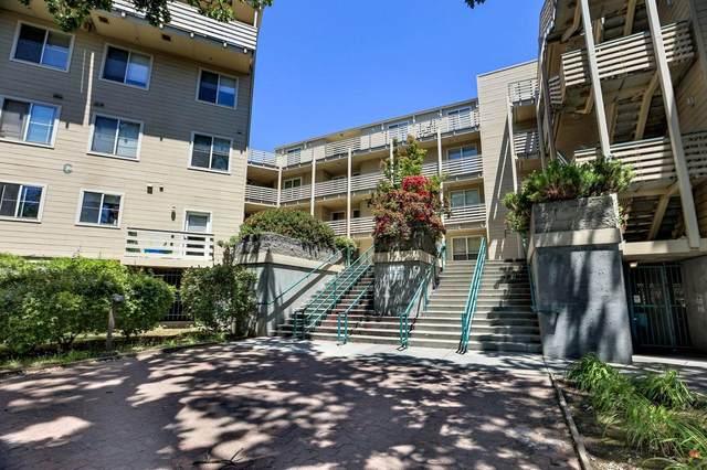 929 E El Camino Real 124F, Sunnyvale, CA 94087 (#ML81848472) :: RE/MAX Gold