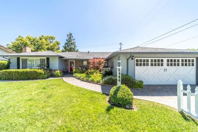 2984 Cottle Ave, San Jose, CA 95125 (#ML81848484) :: Alex Brant