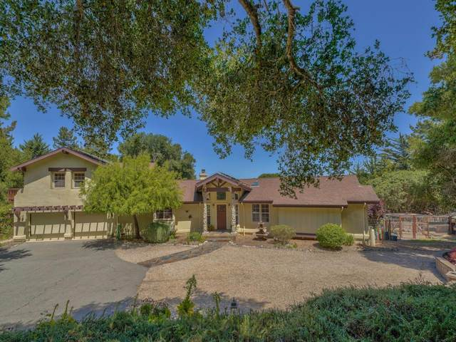 27470 Schulte Rd, Carmel Valley, CA 93923 (#ML81848490) :: Paymon Real Estate Group