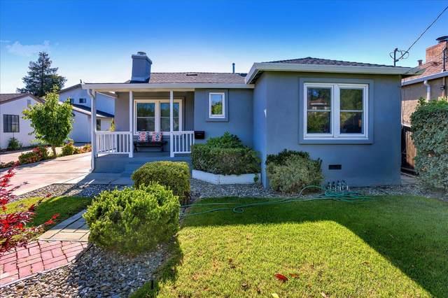 1060 Haven Ave, Redwood City, CA 94063 (#ML81848491) :: Strock Real Estate