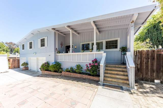 2563 Mcgarvey Ave, Redwood City, CA 94061 (#ML81848503) :: The Sean Cooper Real Estate Group