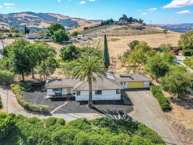 12405 Mount Hamilton Rd, San Jose, CA 95140 (#ML81848506) :: Alex Brant