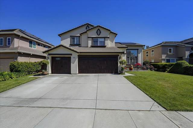 1520 Sunrise Dr, Gilroy, CA 95020 (#ML81848510) :: The Sean Cooper Real Estate Group