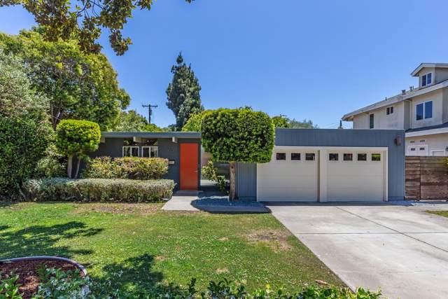 1022 N California Ave, Palo Alto, CA 94303 (#ML81848538) :: The Sean Cooper Real Estate Group
