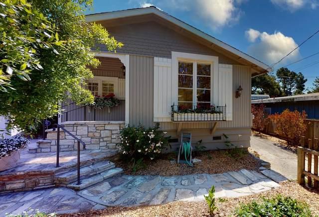 3 NE Santa Rita & 1st St, Carmel, CA 93923 (#ML81848539) :: Real Estate Experts