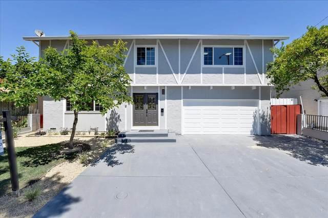 1258 Karl St, San Jose, CA 95122 (#ML81848540) :: Alex Brant