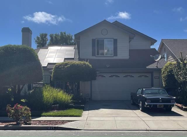 Hancock St, Salinas, CA 93906 (#ML81848553) :: Real Estate Experts