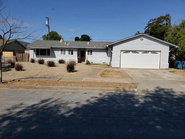 8431 Carmel St, Gilroy, CA 95020 (#ML81848558) :: The Realty Society