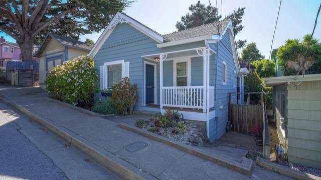 220 8th St, Pacific Grove, CA 93950 (#ML81848569) :: Alex Brant