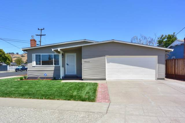 28626 Triton St, Hayward, CA 94544 (#ML81848584) :: Real Estate Experts