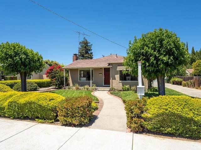 197 Tyler Ave, Santa Clara, CA 95050 (#ML81848621) :: The Gilmartin Group