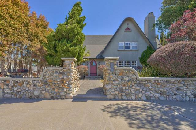 410 Pine Ave, Pacific Grove, CA 93950 (#ML81848629) :: The Sean Cooper Real Estate Group