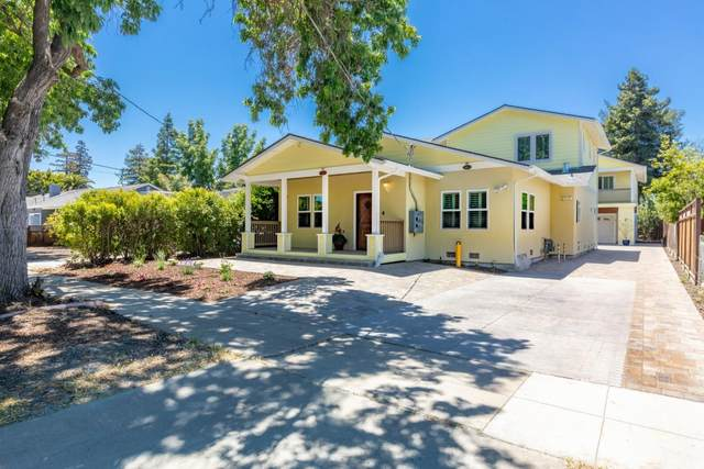 3316 Page St, Redwood City, CA 94063 (#ML81848630) :: Strock Real Estate