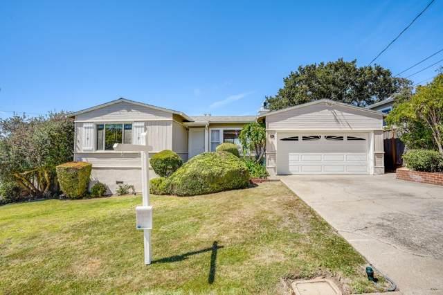 316 Midvale Ave, San Mateo, CA 94403 (#ML81848632) :: The Kulda Real Estate Group