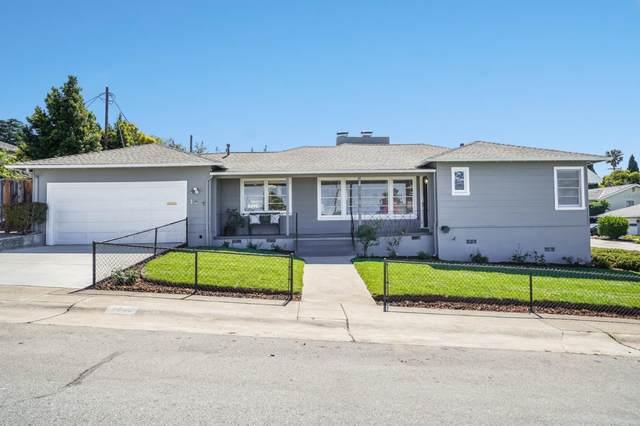 3708 Lola St, San Mateo, CA 94403 (#ML81848634) :: The Kulda Real Estate Group